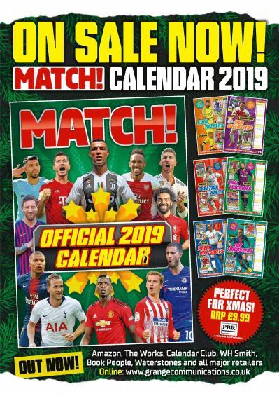 Match ! - November 27 (2018)