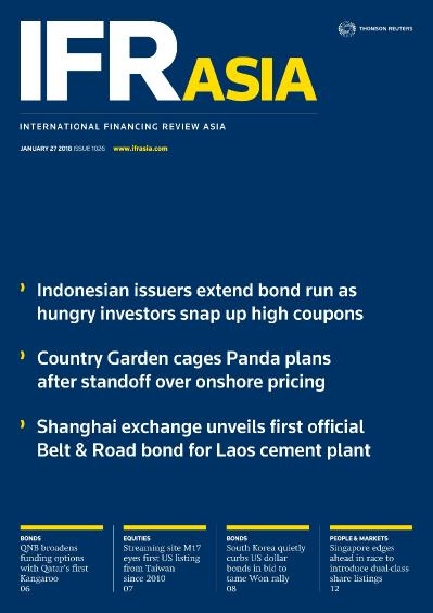 IFR Asia  January 27 (2018)
