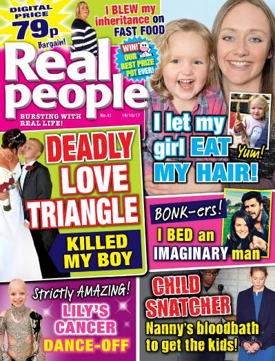 Real People  19 October (2017)