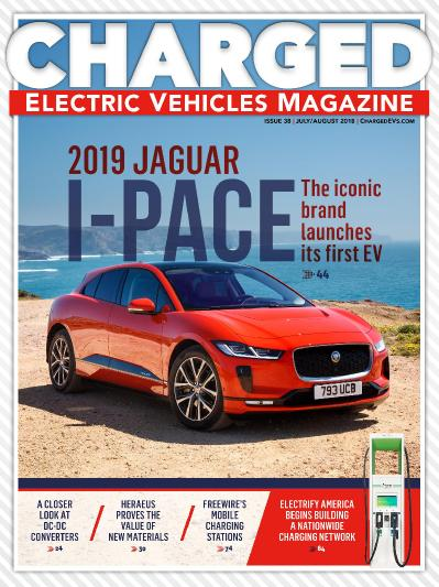 CHARGED Electric Vehicles Magazine - July-August (2018)