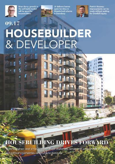 Housebuilder & & Developer HbD  September (2017)