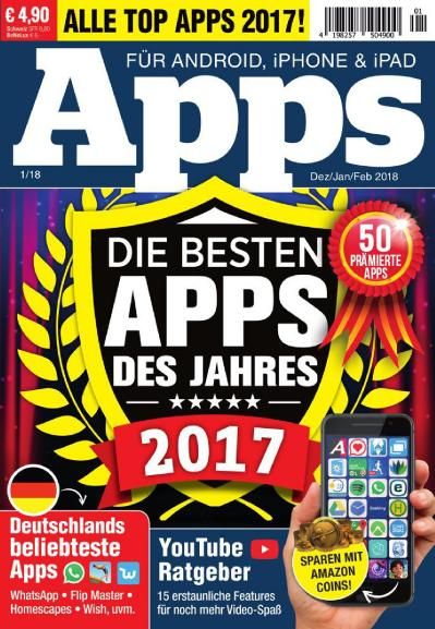 Apps Magazin  Nr 1 (2018)