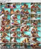 Selah Rain - Selah Fucks By the Pool