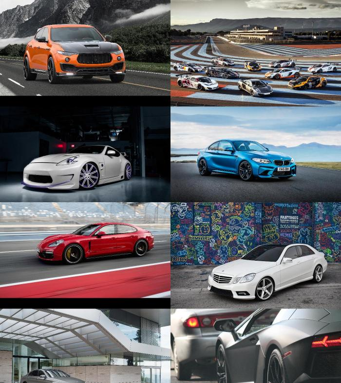Stunning Car Wallpapers {Pack-106}