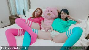 Lacy Lennon, Jewelz Blu - Super Hot Stepsister Thots [720p]