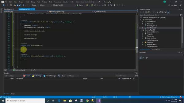 C# From Beginner To Pro - Mobile Apps With Xamarin Forms #1