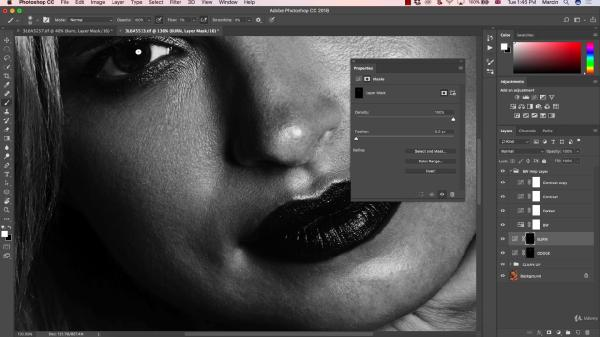 High End Beauty Retouching in Photoshop 2 0