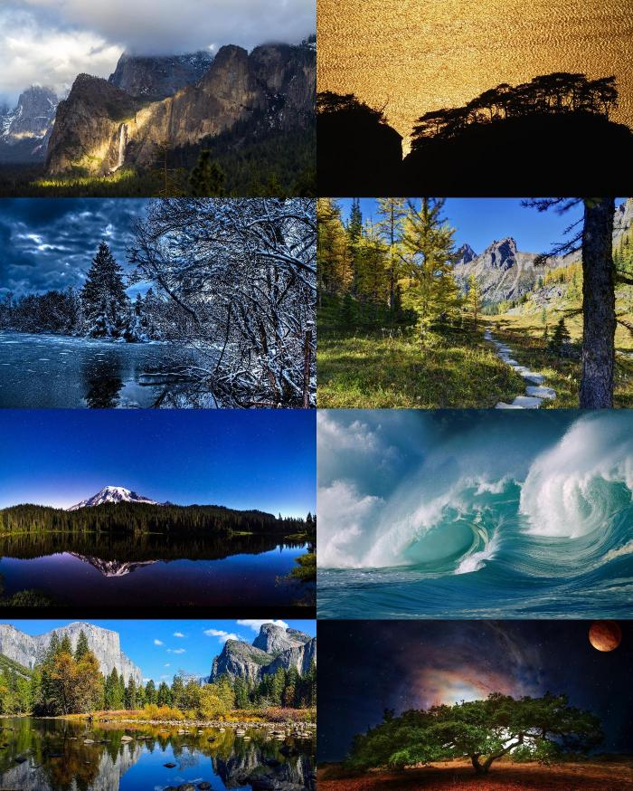 Amazing Nature Wallpapers {Pack-224}