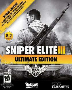 Sniper Elite 3: Ultimate Edition (2014-2019, PC)