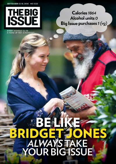 The Big Issue September 12 (2016)