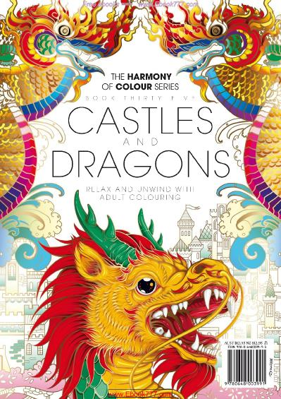 The Harmony of Colour - Castles and Dragons