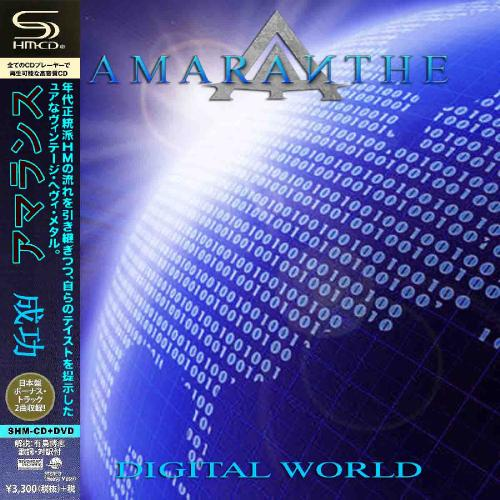 Amaranthe   Digital World (Compilation) (2019)