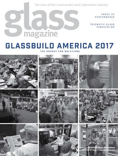 Glass Magazine  August (2017)