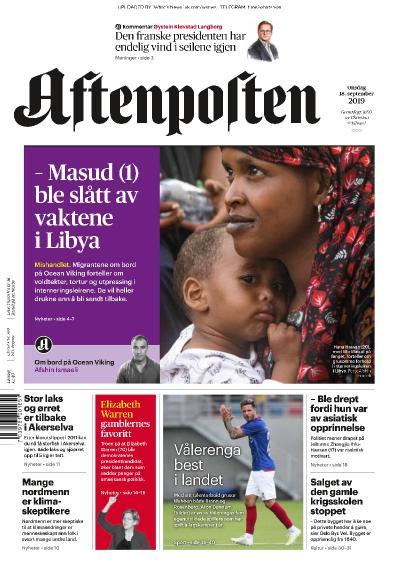 Aftenposten - 18 09 (2019)