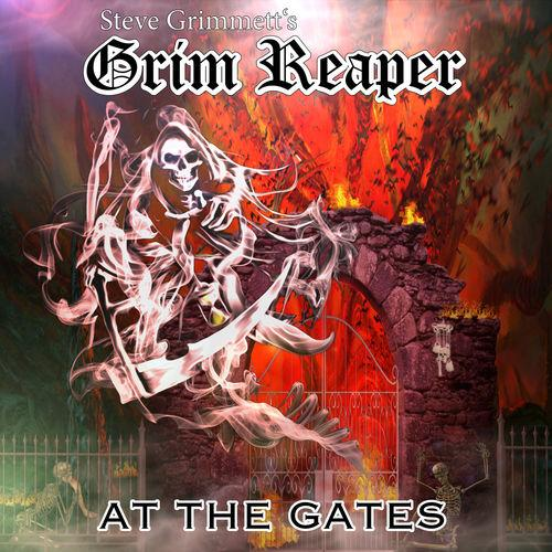 Steve Grimmett's Grim Reaper   At the Gates (2019)