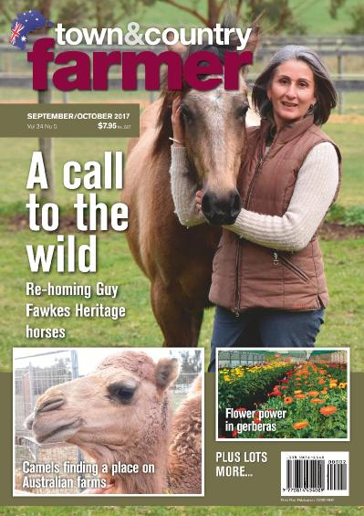 Town & & Country Farmer  September-October (2017)