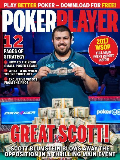 Pokerplayer  July (2017)