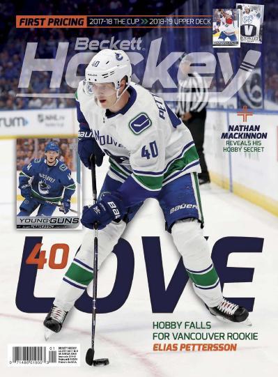 Beckett Hockey  January (2019)