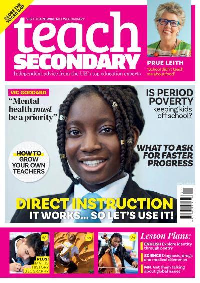 Teach Secondary  December (2018)