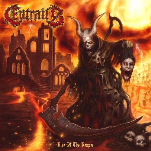Entrails - Rise of the Reaper (2019) [FLAC]