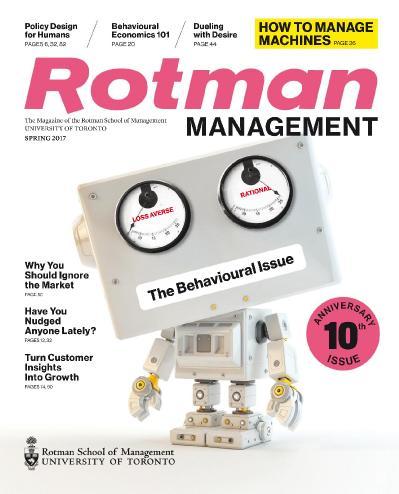 Rotman Management  Spring (2017)