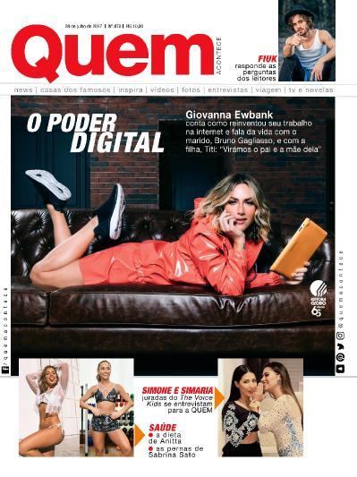 Quem Acontece Brazil  28 Julho (2017)