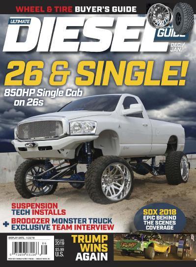 Ultimate Diesel Builder ' s Guide  December (2018)