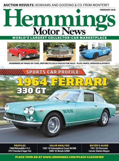 Hemmings Motor News  February (2018)