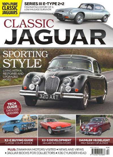 Classic Jaguar - April-May (2019)