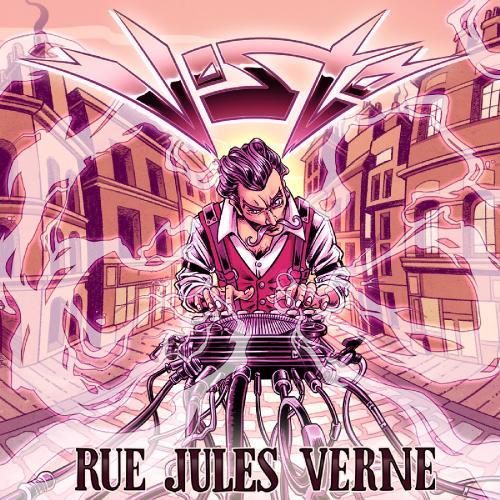 Vosto  Rue Jules Verne  (2019)