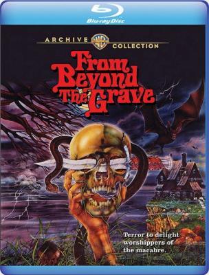 Байки из могилы / From Beyond the Grave (1974) BDRemux 1080р
