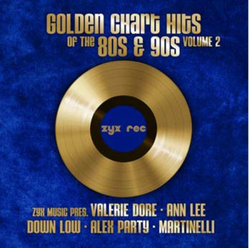 VA   Golden Chart Hits of the 80s & 90s Vol 2 (2019)
