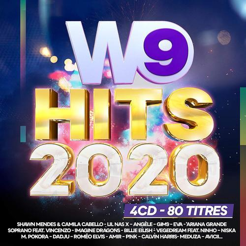 VA   W9 Hits 2020 (4CD) (2019)