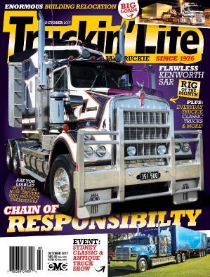 Truckin Life  October (2017)