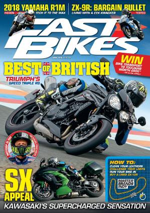 Fast Bikes UK - April (2018)
