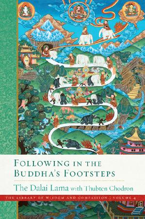 Following in the Buddha's Footsteps