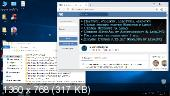 Windows 10 Enterprise LTSB 14393.3300 v.86.19 (RUS/ENG/2019)
