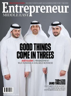 Entrepreneur Middle East - April (2019)