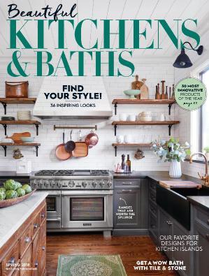Kitchens & & Baths - February (2018)