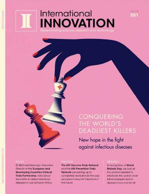 International Innovation Issue 201 (2016)