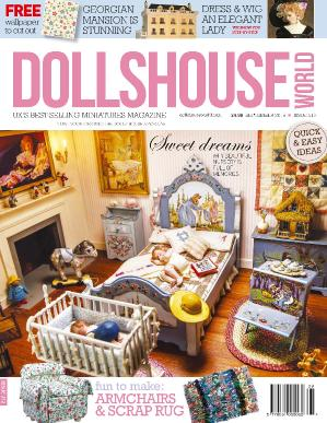 Dolls House World  September (2018)