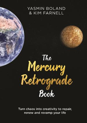 The Mercury Retrograde Book Turn Chaos into Creativity to Repair, Renew and Rev& Y...