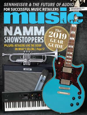 Music Inc Magazine - February-March (2019)