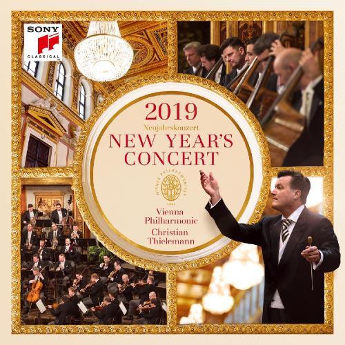 Neujahrskonzert (2019) (New Year's Concert (2019))   Wiener Philharmoniker, Christ...