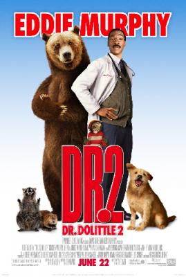 Доктор Дулиттл 2 / Dr. Dolittle 2 (2001) WEB-DL 1080p | Open Matte