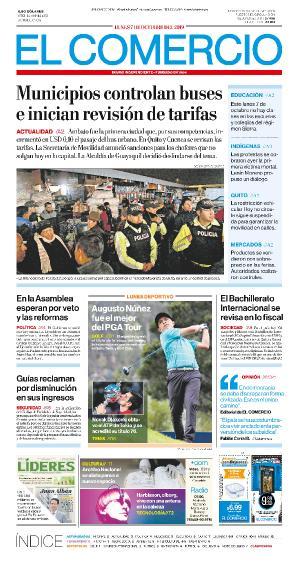 El Comercio - 07 10 (2019)