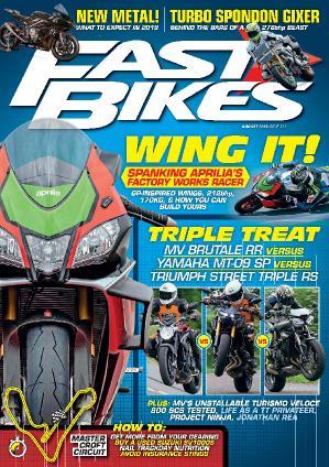 Fast Bikes UK - September (2018)