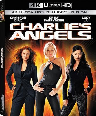 Ангелы Чарли / Charlie's Angels (2000) BDRip 2160p | HDR | Лицензия