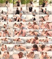 Jamie Foster (50), Sailor Luna (22) - A dirty mature nympho fondles a hot teeny babe in public, then takes her home for a pussylicking she'll never forgets! (2019/SD)