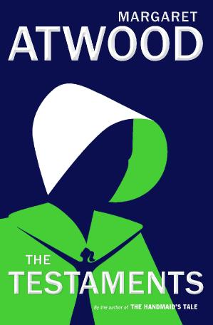 11 THE TESTAMENTS by Margaret Atwood